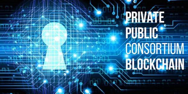 Private(Özel), Public (Genel) ve Consortium (Konsorsiyum) Blok Zincirler (Blockchain) Arasındaki Farklar Nedi