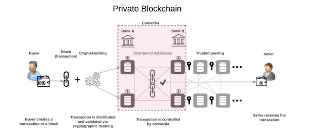 Private (Özel) Blok Zincir (Blockchain) Nedir?